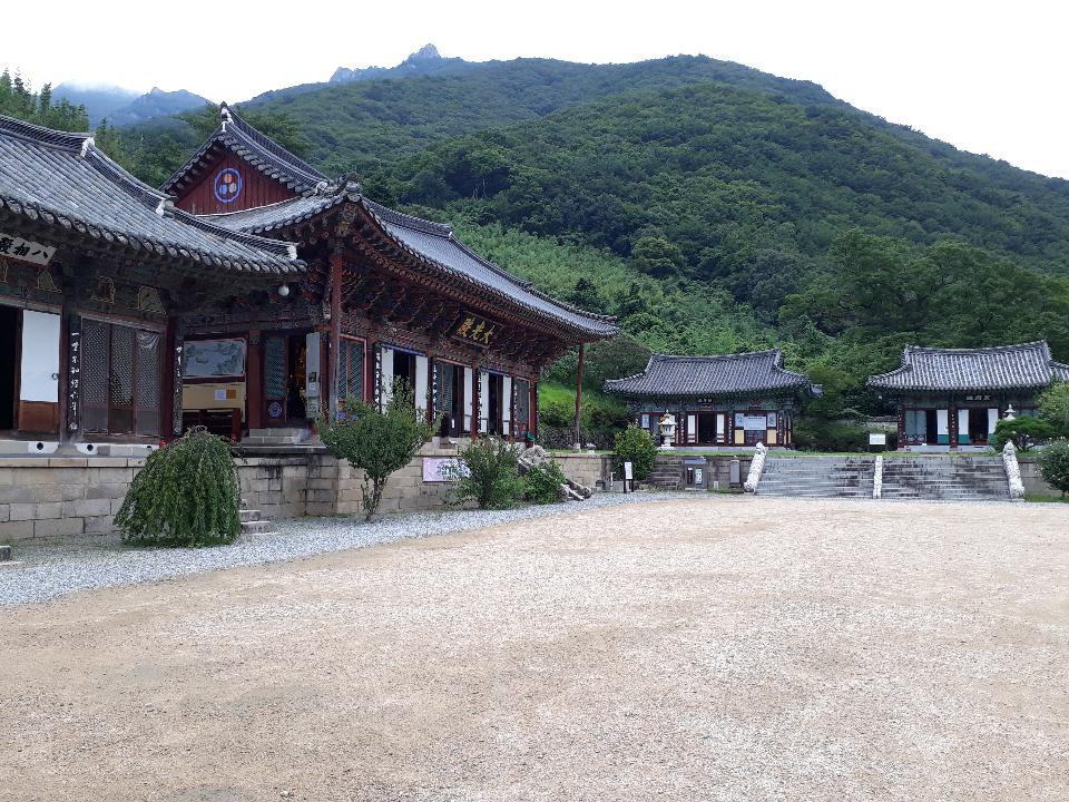 Tempio buddista coreano di Pyochungsa a Miryang