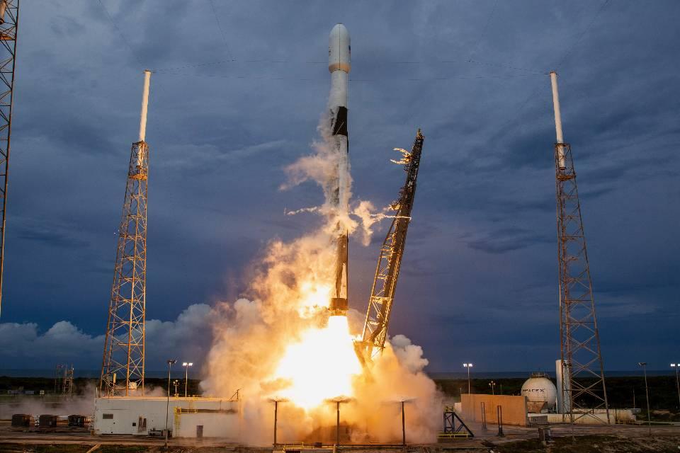 AMOS-17 Rocket Mission