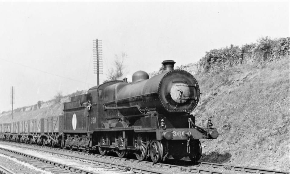 Kingsbridge, Dublin train