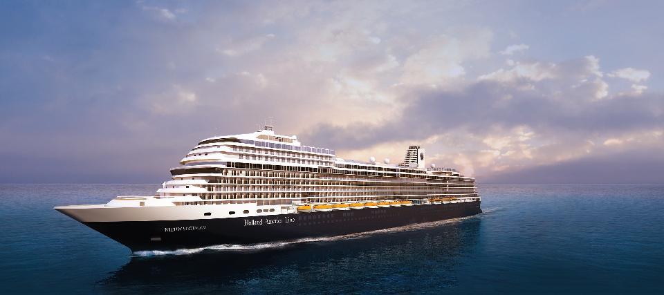 Cruises Nieuw Statendam Amsterdam