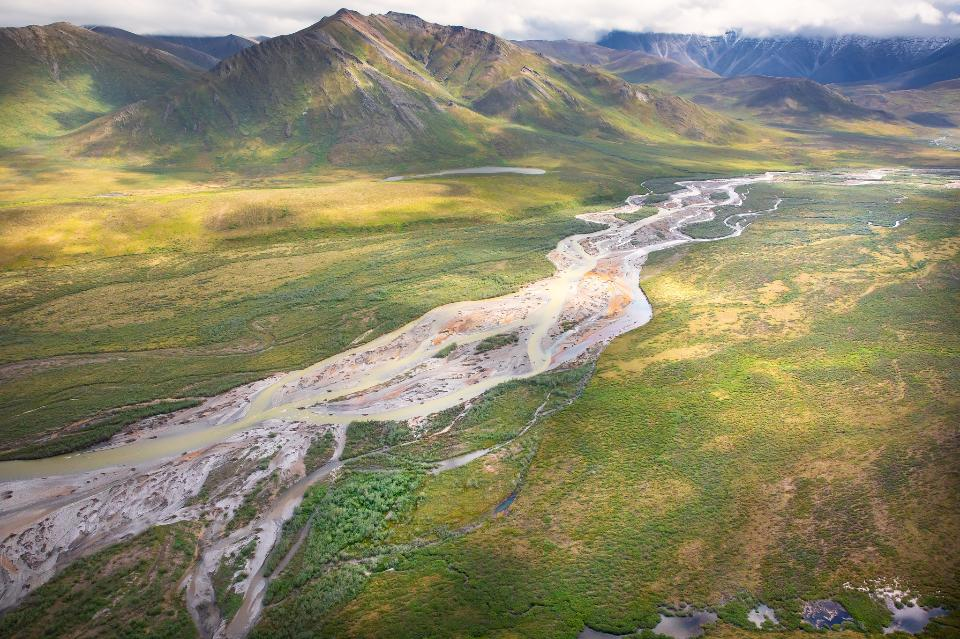 Arctic National Wildlife Refuge in Alaska  U.S