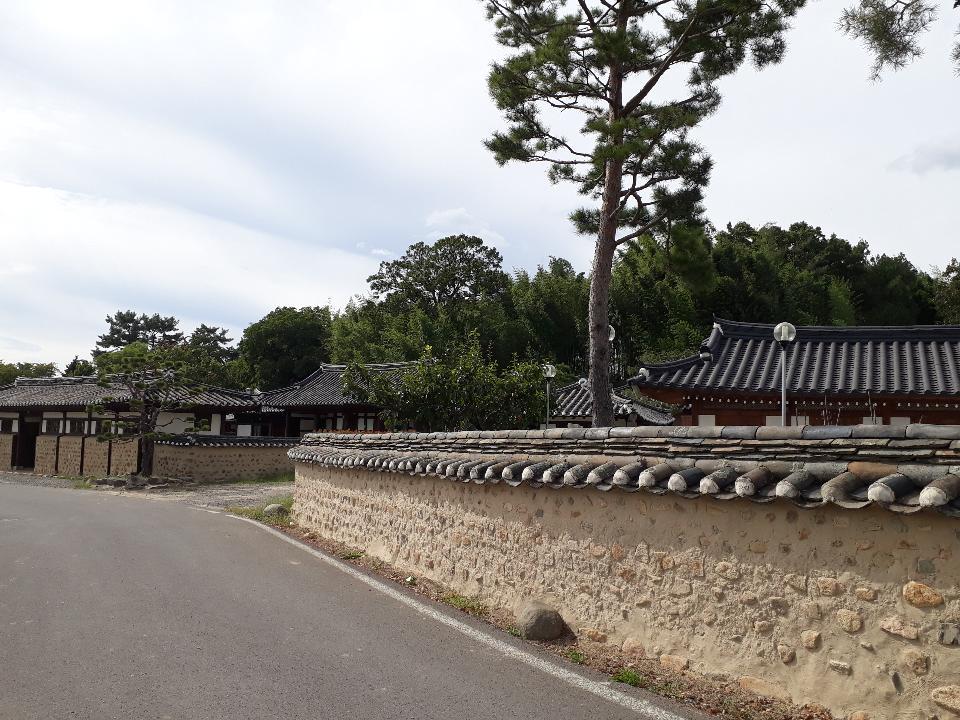 Haus des Seong Clans in Seok-ri Changnyeong Korea