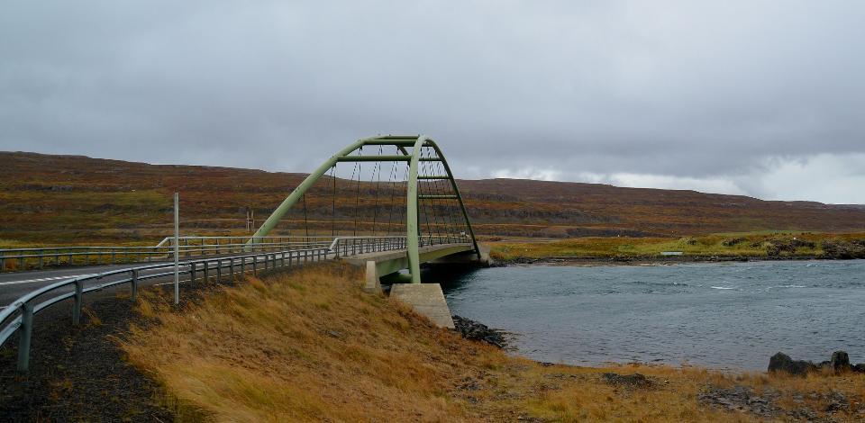 Bridge on the Westjord Road