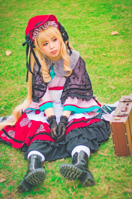 Japan anime cosplay