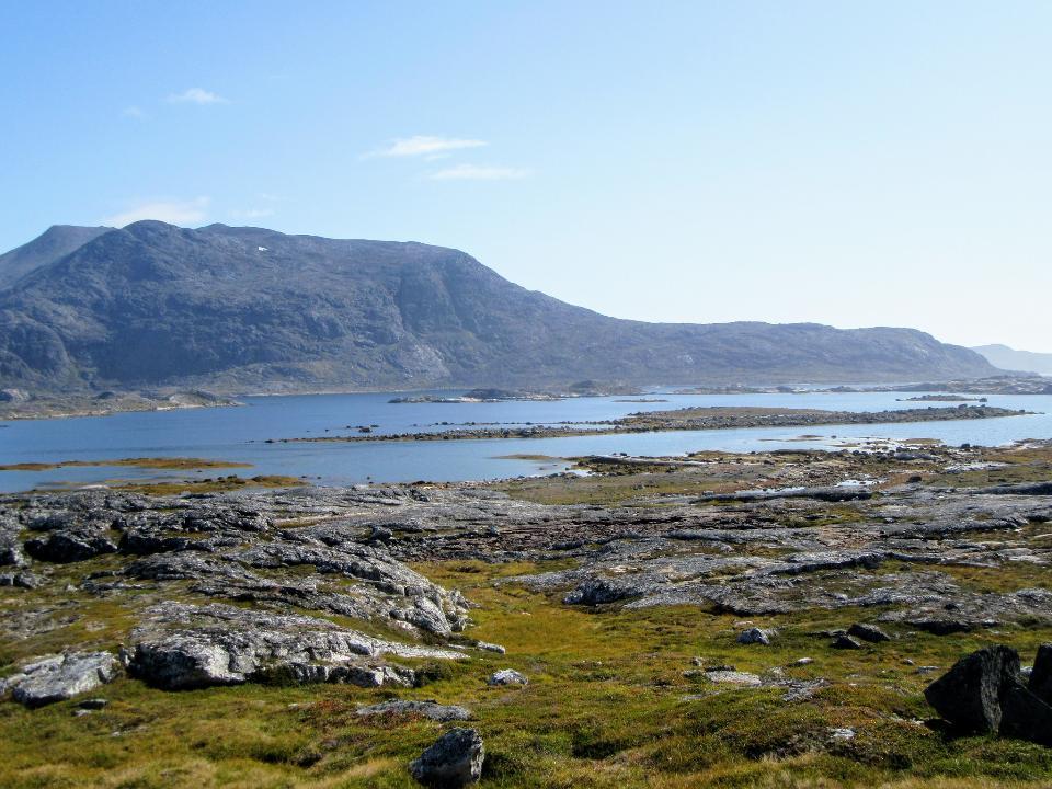 Tasermiut Fjord Greenland