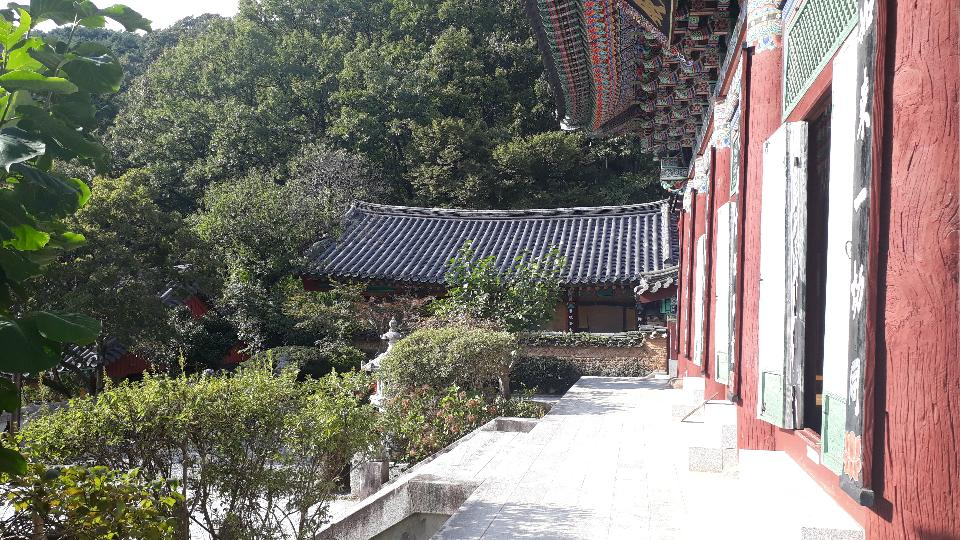 Ssanggyesa Temple, Hadong South Korea