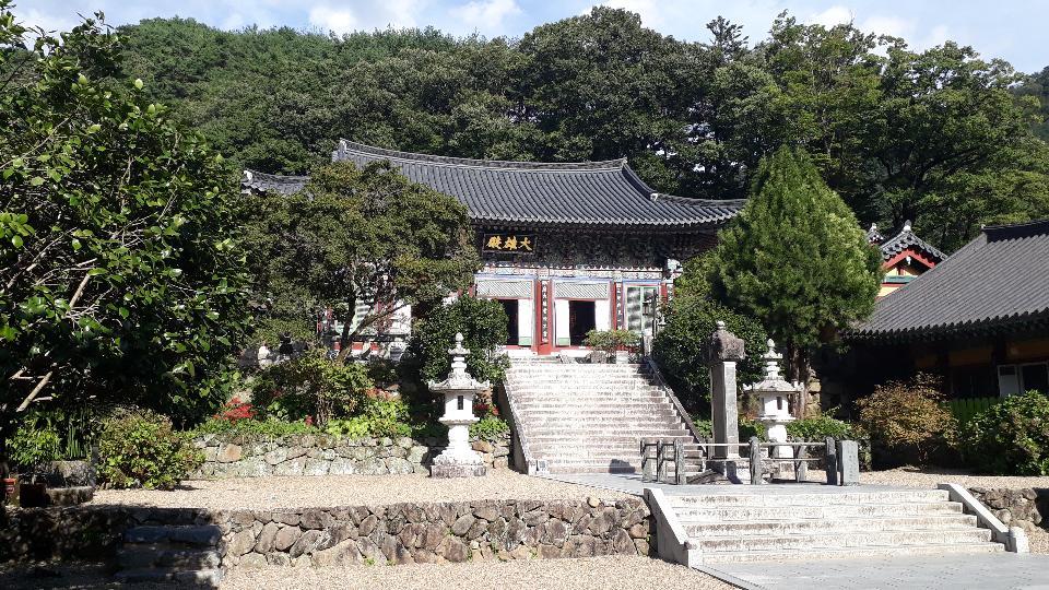 Ssanggyesa Temple, Hadong South Korea
