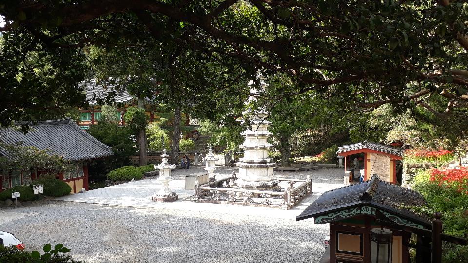 韓國河東雙溪寺