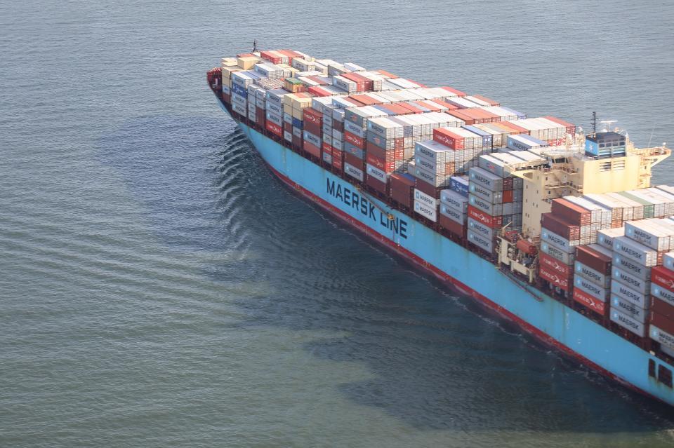 Vessel Port of New York/Newark