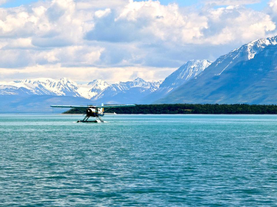 Naknek Lake IN Katmai National Park and Preserve
