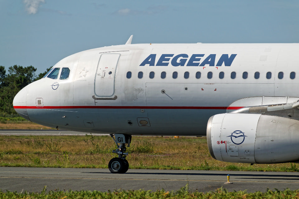 Airbus A320 - Aegean Airlines