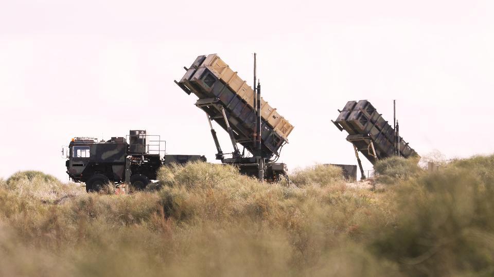 MIM-104 Patriot missile