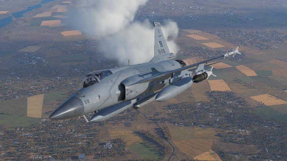 The PAC JF-17 Thunder