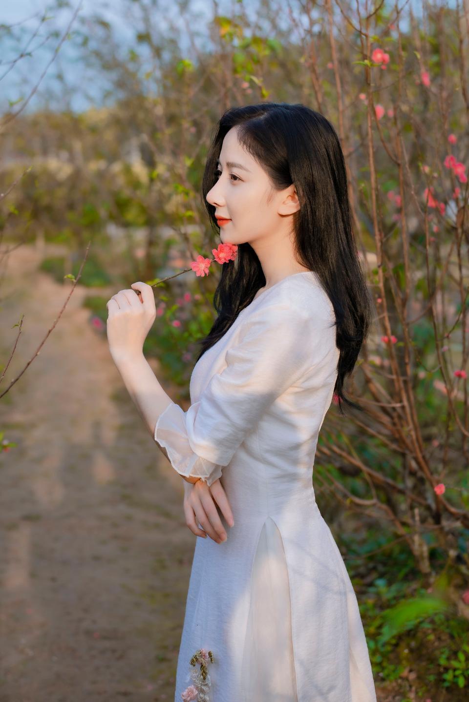 Model portrait. beautiful Asian Sexy woman
