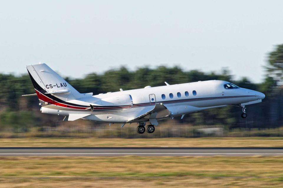 Cessna 680A  Airplane