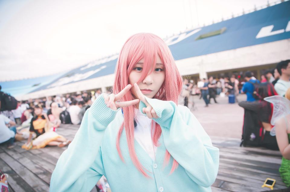 Anime cosplay Costume cute Japanese Girl