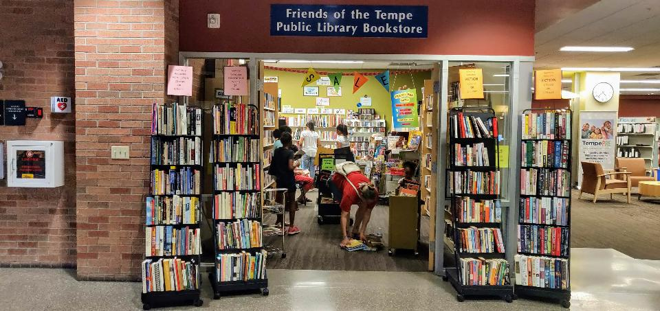 Bookstore in Phoenix, Arizona
