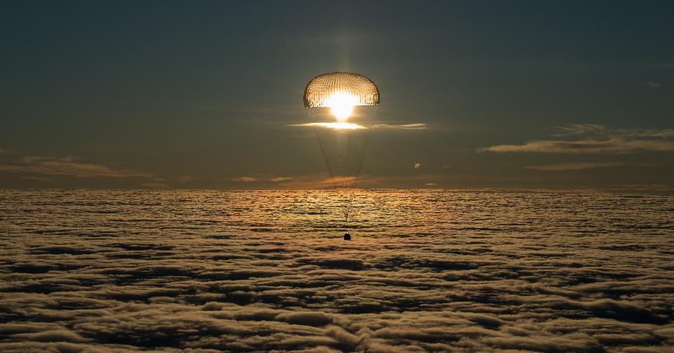 Le vaisseau spatial Soyouz MS-06