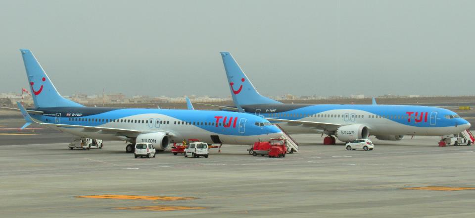 TUI airlines