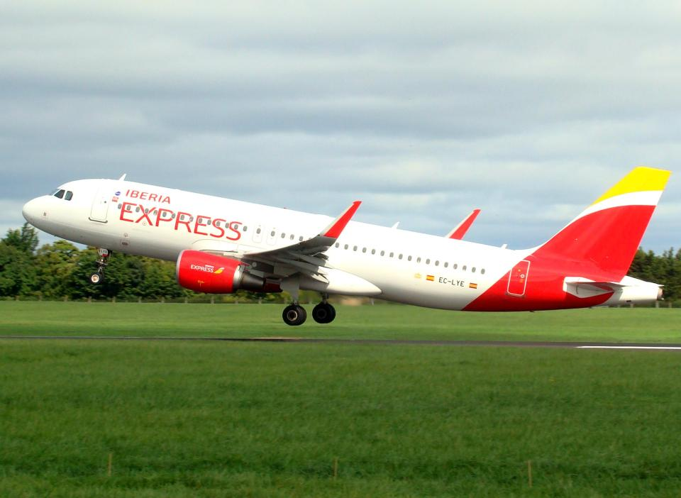 Iberia Express Airline