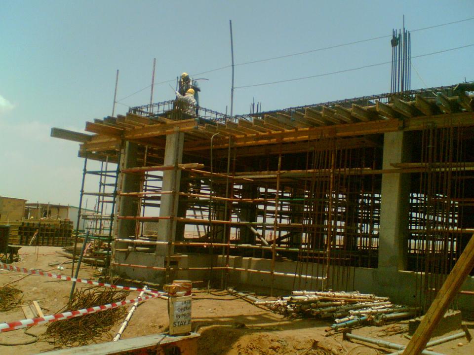 Building rebars