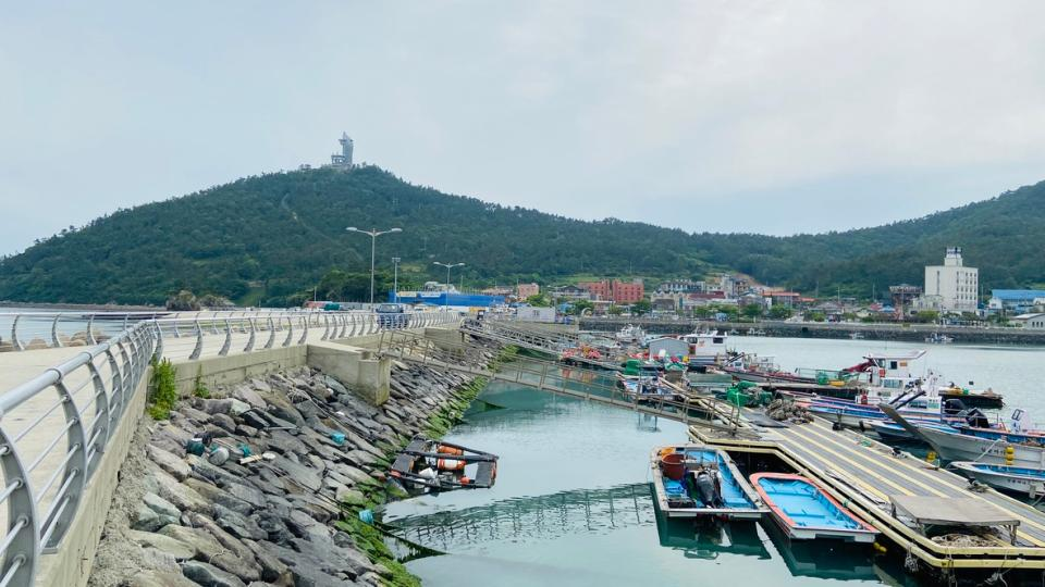 Ttangkkeut Village in South Korea