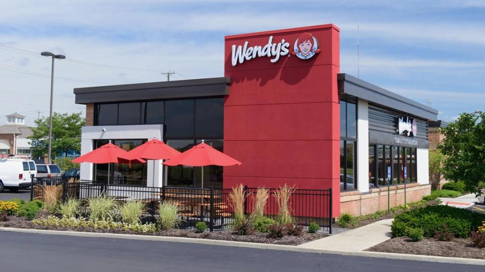 Wendy's Retail Location