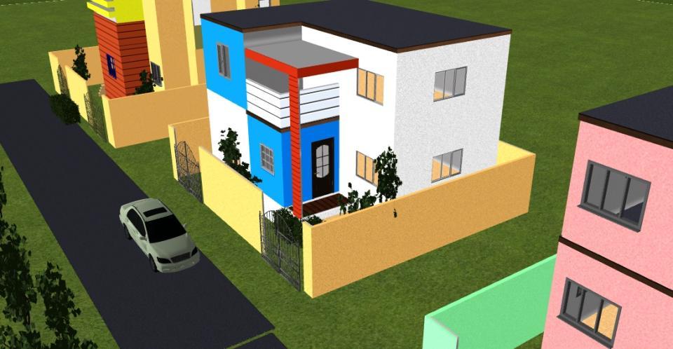 Building 3D views