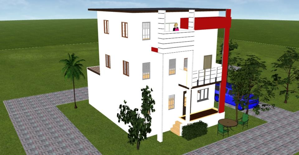Architectural View 6