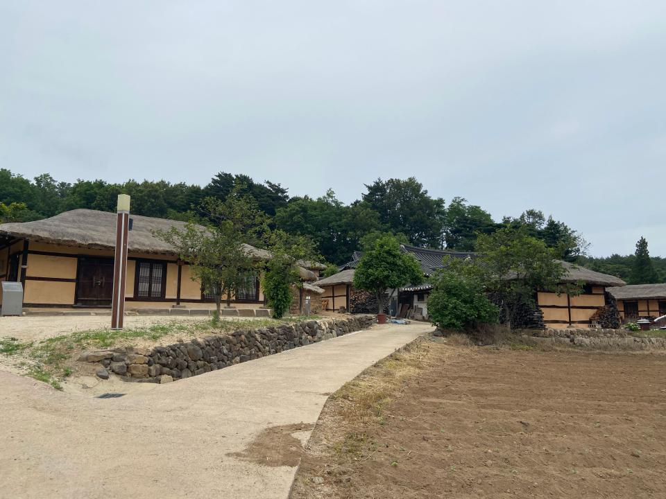 Goseong Wanggok Village