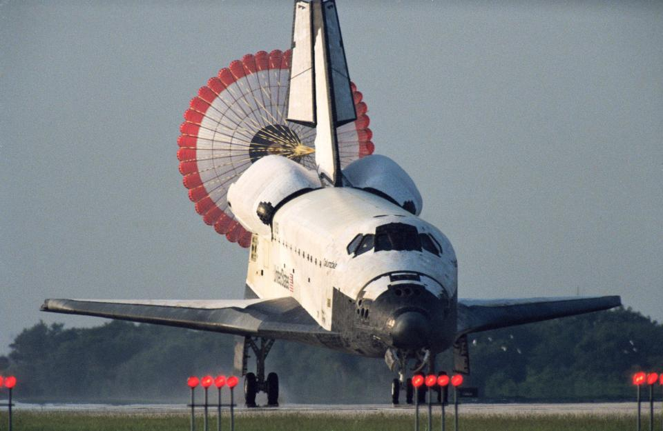 Space Shuttle Columbia STS-50