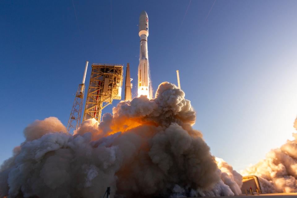 Morning Launch for Mars 2020 Perseverance