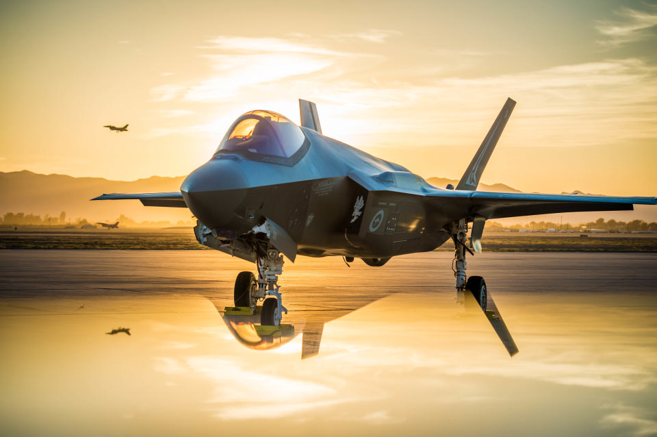 Chasseur F-35
