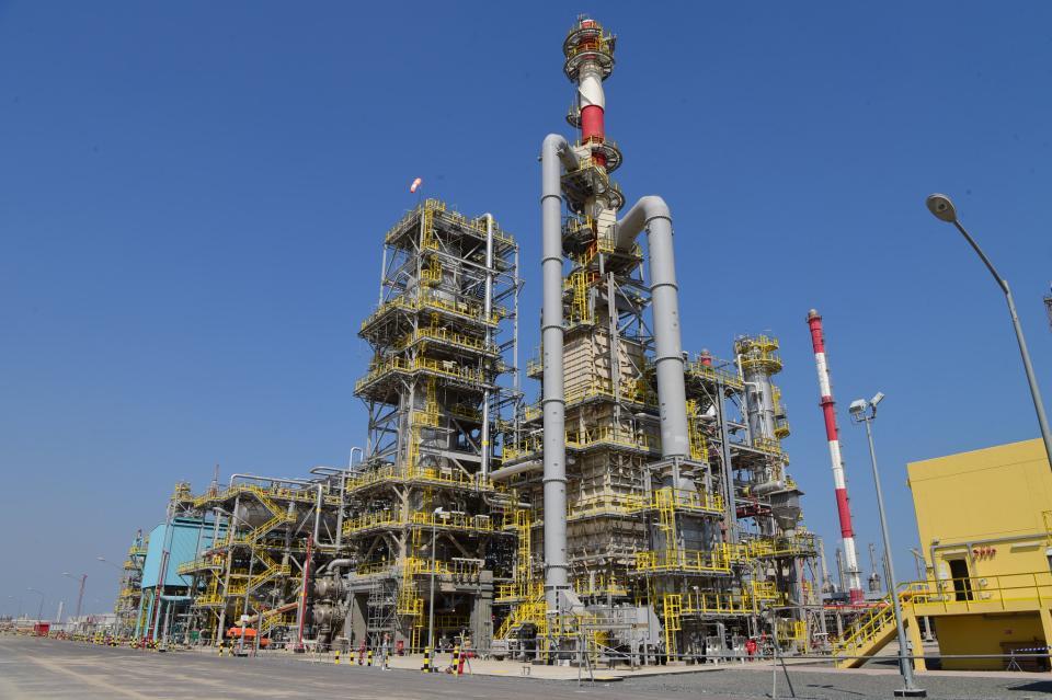 クウェート国営石油