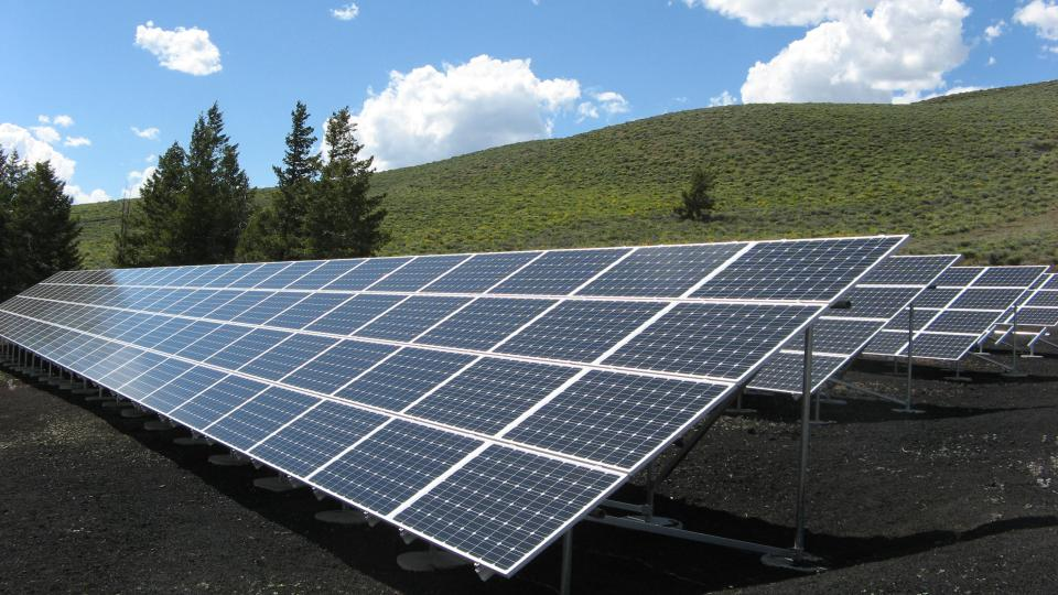 Solar Power cell panel
