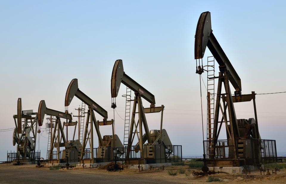加州石油和天然氣