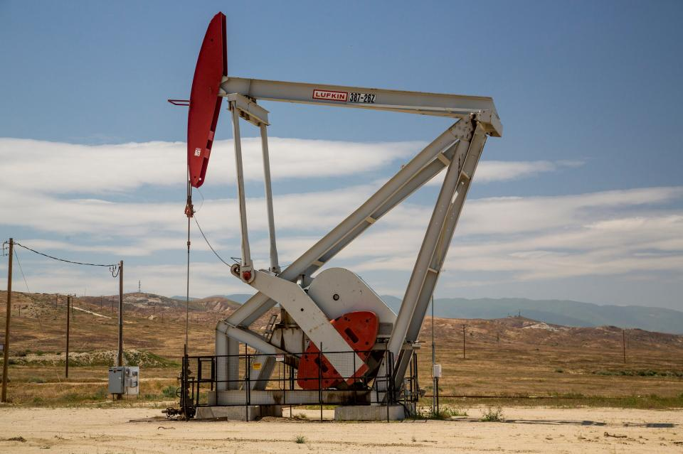 California Oil and Gas