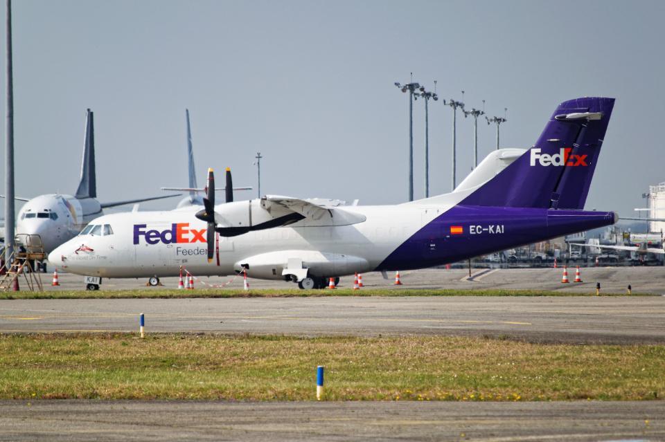 FedEx Cargo Airplane